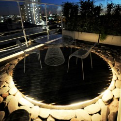 Urban Roof gardens Photography