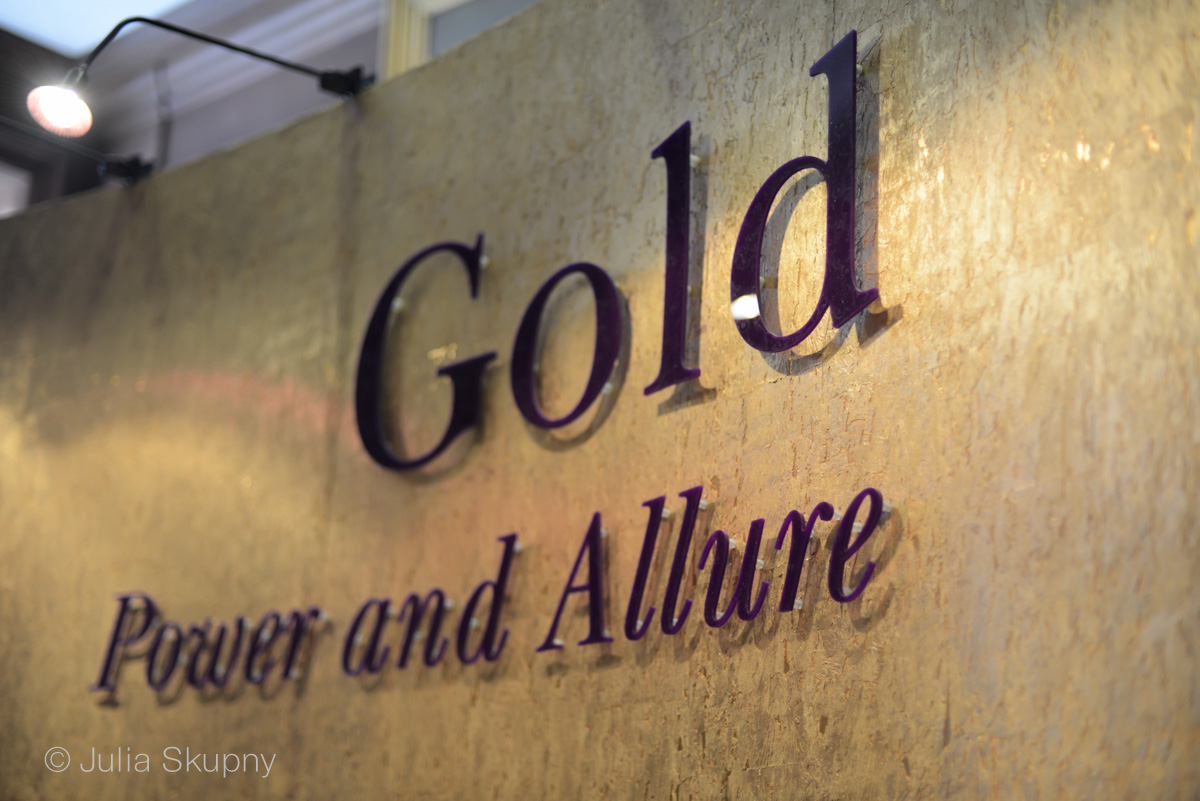 gold power and allure